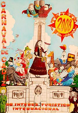carnival cadiz 2008